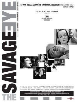 affiche-the-savage-eye